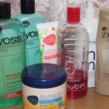 Środki na porost włosów (10)