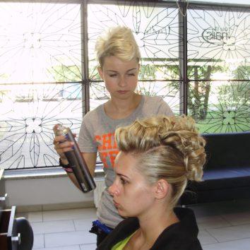 Blond Baleyage Zdjęcia Fryzury Damskie średniej